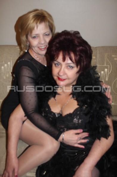 Проститутка Яна и Марина