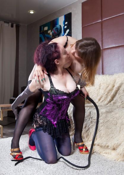 Проститутка Вика и Алиса