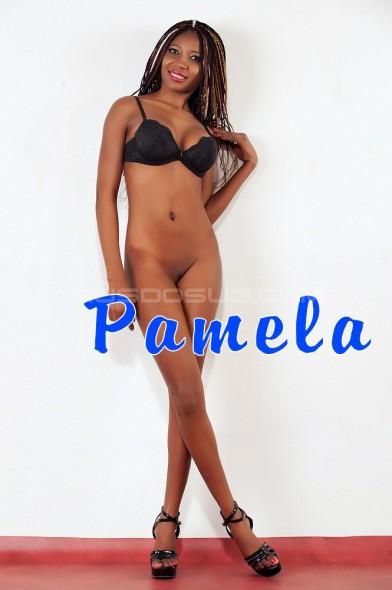 Проститутка Pamela